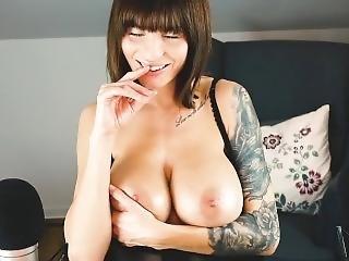 Asmr Amy Nude Oil Tits Massage