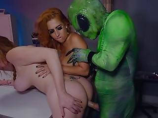 Area 51 Sex Tape