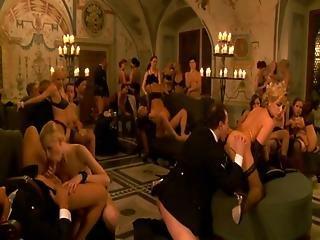 Seks Grupowy, Impreza, Bogata, Seks