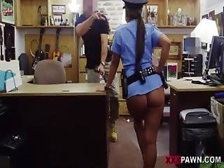 Fucking Ms. Police Officer