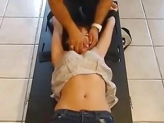 Hyllie Tickling Tied