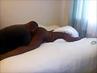 Smothering My Face In My Girls Ass And Pussy