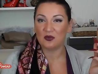 Kinky Lipstick Domina