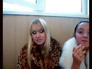 Smock In Fur
