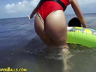 Lifeguard Throating Bbc