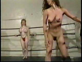 Arena Girls: Mixed Wrestling Compilation