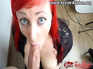Taylor Burton Milking Queen