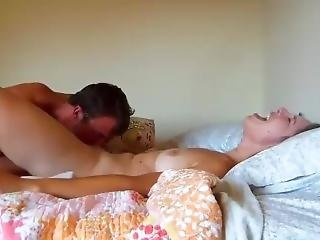Homemade Redhead Sex With Monster Cock