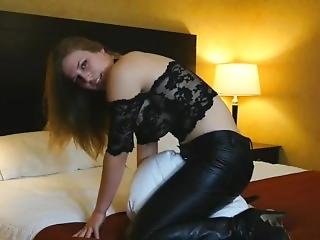 Humping Pillow Voyeur Joi