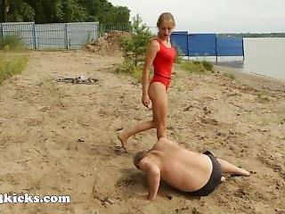 Kicks On The Beach