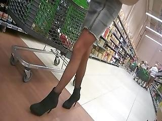Sexy Pantyhose And Legs Mature