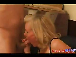 French Mother Fucked By Two Cocks