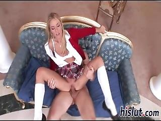 Raunchy Sophia Lynn Has Her Pussy Penetrated