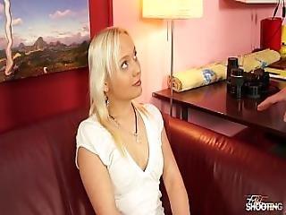 Fakeshooting Blondie Rocks When Suck Cock Deep And Sensual