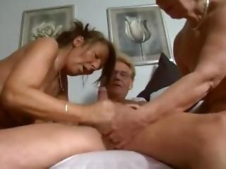 Gerda And Friends Fucking