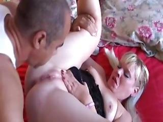 Super Cute Chubby Old Spunker Loves To Fuck And Facial Cumshots