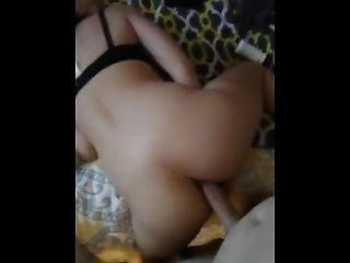 Big Tit Bitch Gets Fucked In Ass