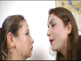 Spitting Humiliation 10