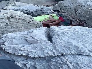 Lokrum Nude Beach Croatia Voyeur