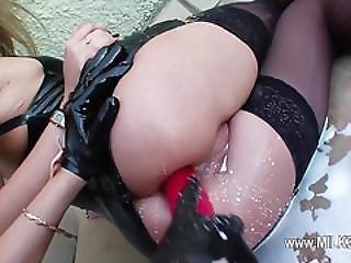 Cock Deeply In Her Anus