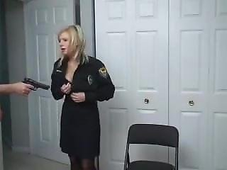 Female Cop Kidnapped