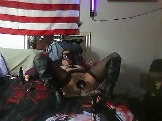 Elderly Batgirl Trying To Save The Sex Life...