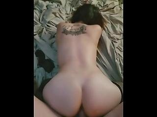 Find Out Ths Babysitter Is A Bi Spun Slut With Amazing Pussy Skills