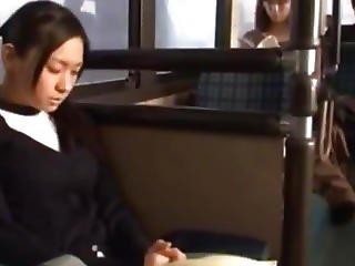 Teen Nana Ogura Fucks