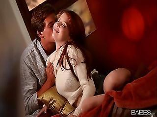 Babes.com - Douce Rousse Jessi Palmer