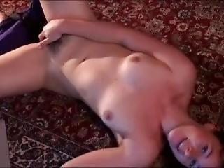 Beautiful Girl Watchs Porn & Masturbate - More Girls At Quivermadness.com