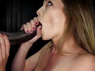 Tiny White Angel Slut Swallows 3 Bbc Loads In The Gloryhole
