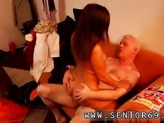 Anal, Brunette, Brutal, Cumshot, Old, Old Young, Teen, Teen Anal, Young