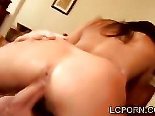 Milf With Sunglasses Rides A Big Dick!