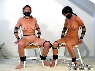 bondage, fétiche, orgasme