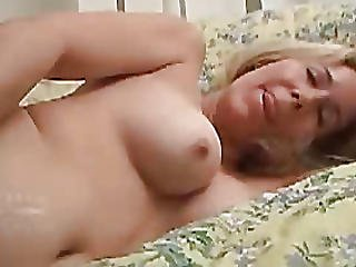 Blond With Hirsute Vagina Fucking With A Dude