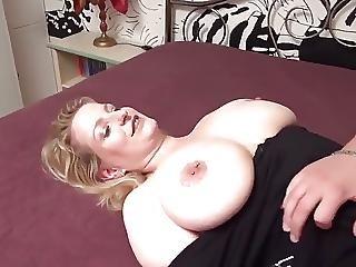 Hot Big Tits Mom
