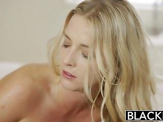 Karla Kush ( Perfect Blonde With 2 Monster Black Cocks)