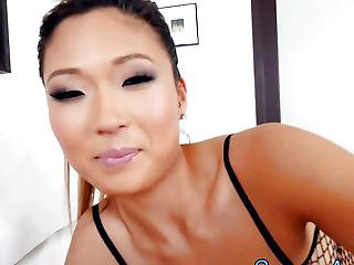 Fetish Oriental Swallows Cum