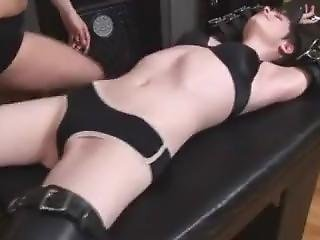 Tickling Her!