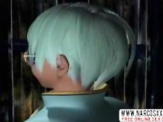 Anime 3D Hentai Doll 3_002