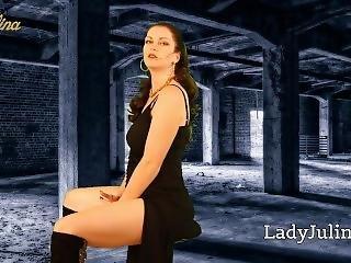 Lecksklave Unter Orgasmuskontrolle Joi Boots Lustsklave Von Lady Julina