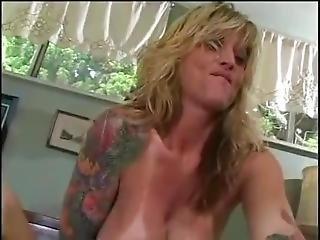 crema, creampie, pene, sexando, duro, hugetit, milf, madre, aspero, sexo, chorro, tatoo