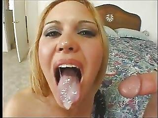 Selena Silver Anal Fuck And Swallow Cum