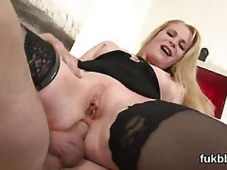 Kinky Centerfold Gapes Her Cunt And Loves Hardcore Sex