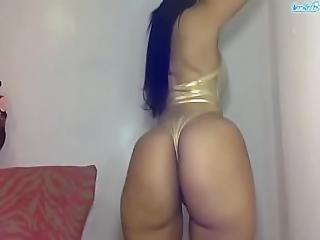Desire Rodriguez Big Ass Dancing