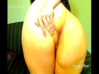 Bbw Hayden Blue Fat Pussy Fucking And Fingering Big Ass Webcam Show