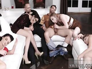 Real Amateur Secretary Blowjob New Year New Swap
