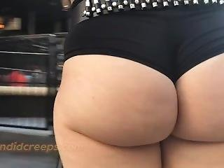 Big Ass Bubble Candid