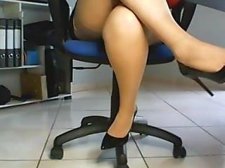 Sekretärin Kamera Büro Versteckte Versteckte Minikameras