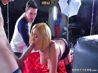 Brazzers - Dirty Milf Krissy Lynn Takes What She Wants